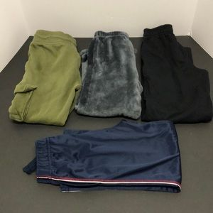 Boy's (4) Sweatpant Bundle Sz. 6/7